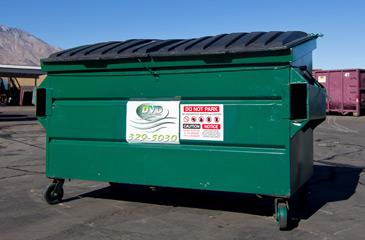 Desert Hot Springs Commercial Waste Disposal Trash